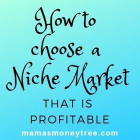 Think! How to Choose a Niche Market that is Profitable
