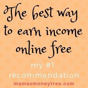 The Way to Earn Income Online Free – My #1 Recommendation