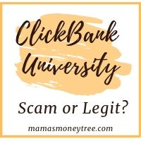 Is ClickBank University Scam or Legit? Find out here