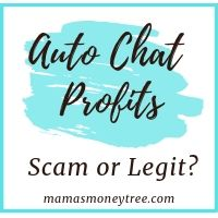 Auto Chat Profits Scam Revealed?