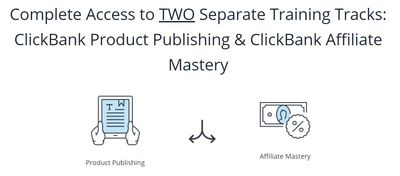 clickbank university two tracks