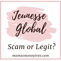 What is the Jeunesse Scam all about?
