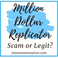 Million Dollar Replicator Scam – what nobody tells you