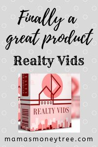 What is Realty Vids? Finally something I like…