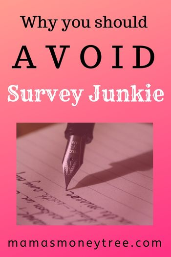 Survey Junkie Complaints are on the rise. Better bring your time elsewhere.