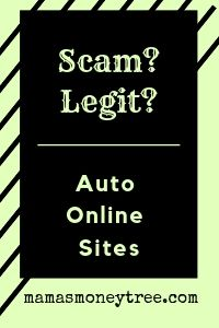 Does Auto Online Sites Scam You?