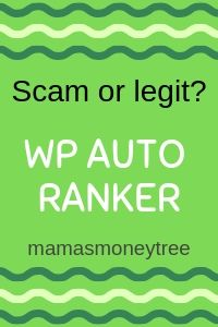 Does WP Auto Ranker scam you?