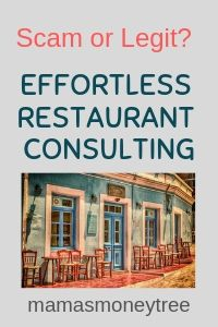 effortless restaurant consulting review
