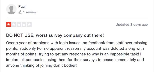 mysurvey user feedback 3