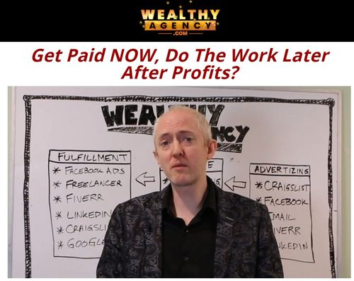 wealthy agency sales video