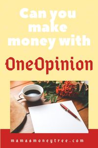 OneOpinion Review