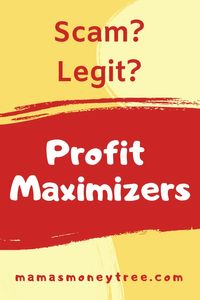 Is Profit Maximizers Scam? Ugly truth revealed