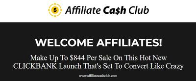 affiliate cash club upsells