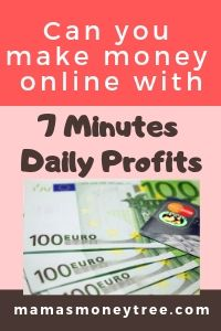 Does 7 Minutes Daily Profits Scam You?
