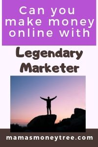 New For Sale  Legendary Marketer