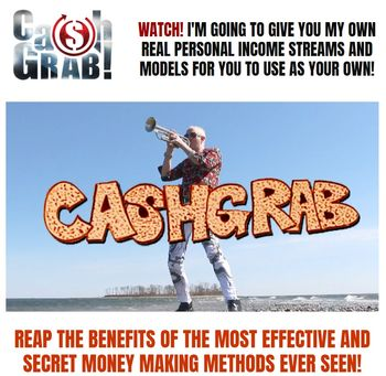 cash grab sales page