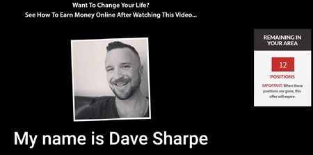 legendary marketer dave sharpe