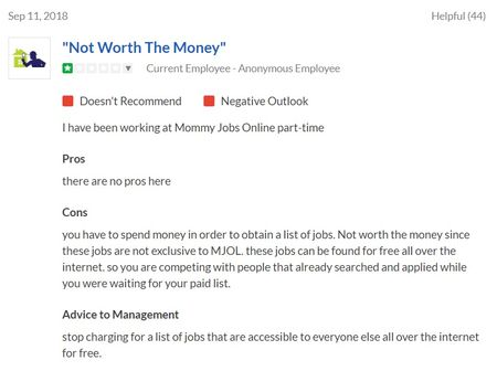 mommy jobs online review 1