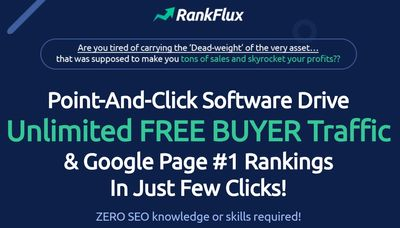 rankflux sales page