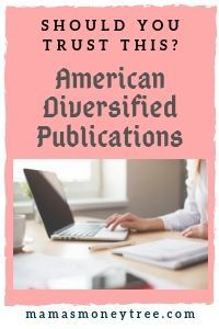 American Diversified Publications Review