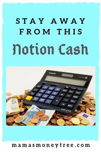 What is Notion Cash? Huge SCAM!