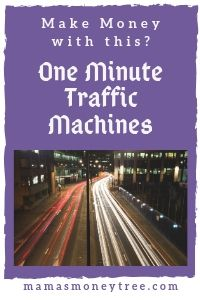 One Minute Traffic Machines – REALLY?