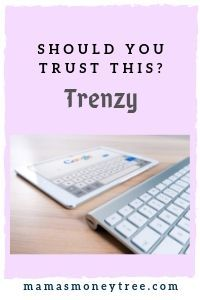 What is Trenzy? Another SCAM?