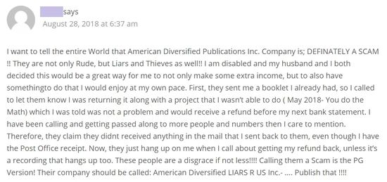 american diversified publications complaint 1