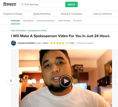 viralbucks fake testimonial 1