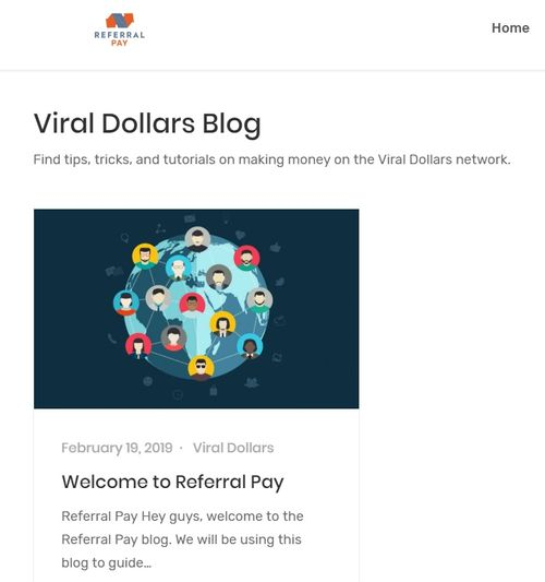 referralpay viral dollars