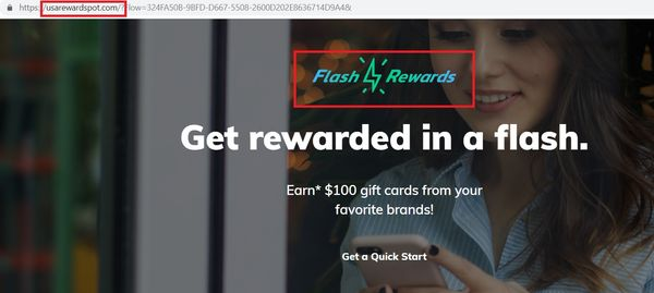 usarewardspot home page