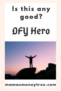 What is DFY Hero? Truth Exposed