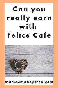 Felice Cafe MLM: New Kid on the Block
