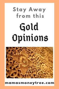 What is Gold Opinions? Another SCAM?
