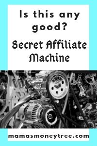 Secret-Affiliate-Machine-Review
