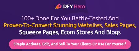 dfy hero home page