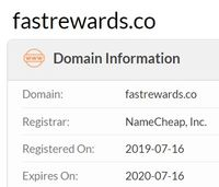fastrewards domain