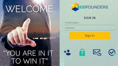 gofounders home page