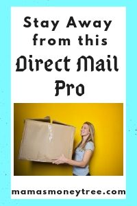 Direct Mail Pro SCAM: BEWARE!!