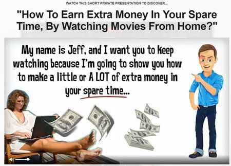 movie review profits home page