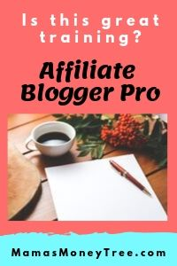 Affiliate Blogger Pro SCAM or LEGIT?