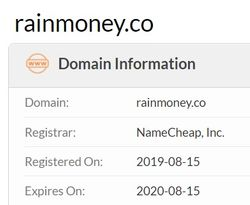 rainmoney domain