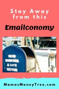 Is Emailconomy a SCAM? You Bet!