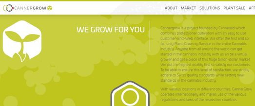 cannergrow home page