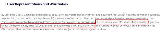 click2cash terms