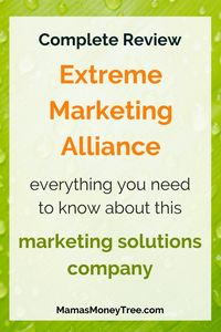 Extreme Marketing Alliance Review