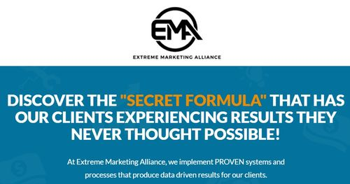 extreme marketing alliance home page