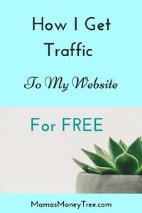 Get Traffic to Website