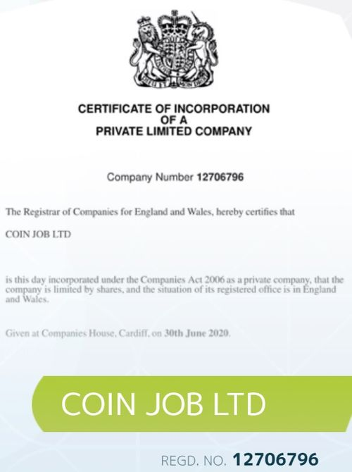 coinjob incorporation