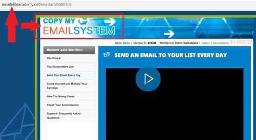 email elite academy rehashed